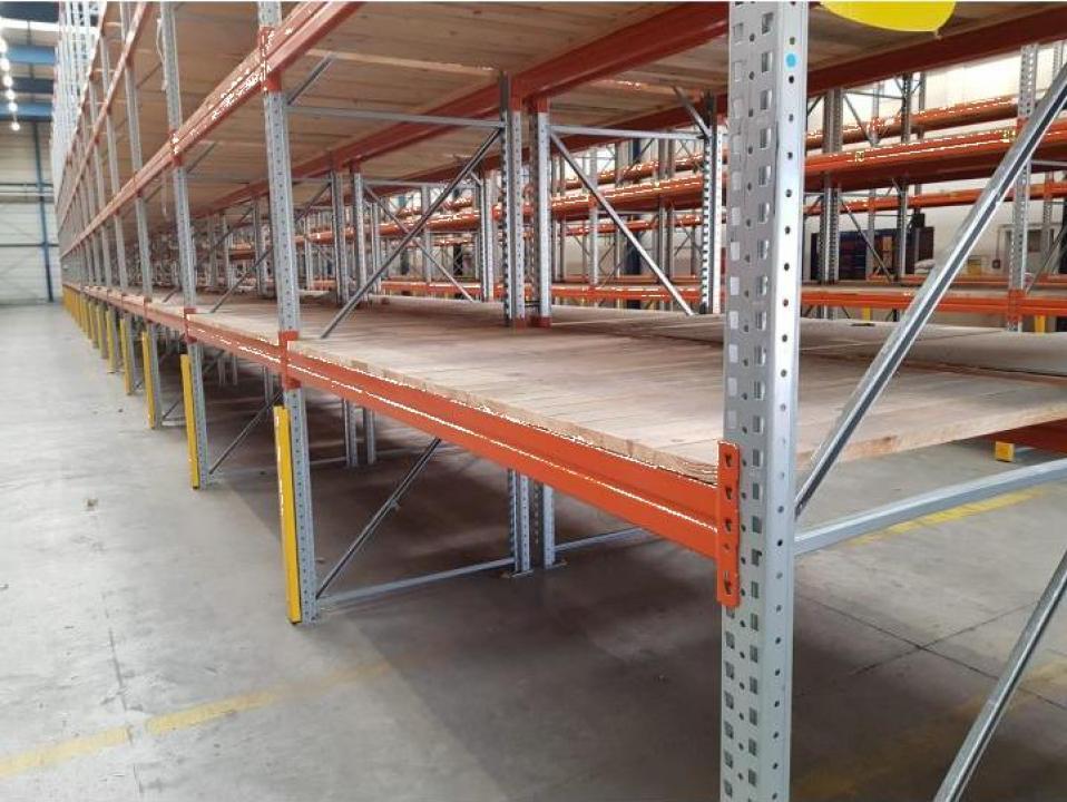 Polite de lemn 30 mm sarcina autorizata 3 tone/2,7m