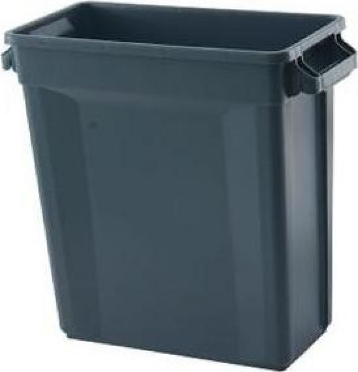 Cos plastic de gunoi 60 litri
