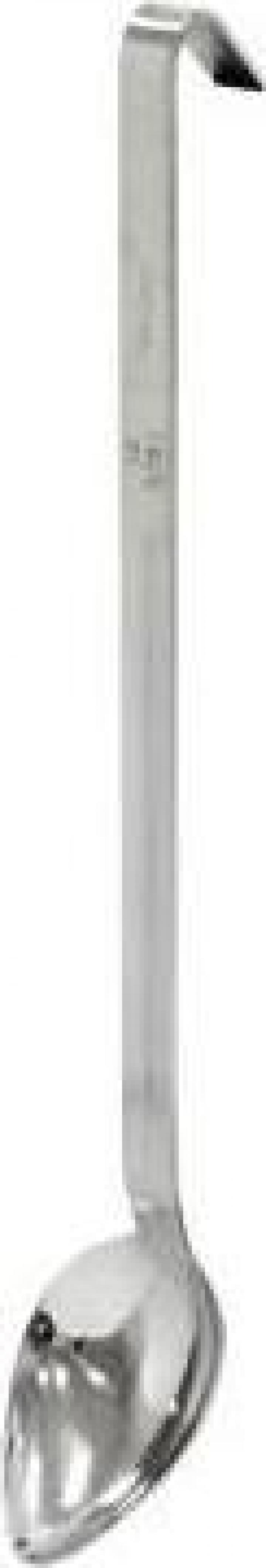 Lingura servire inox monobloc 46 cm