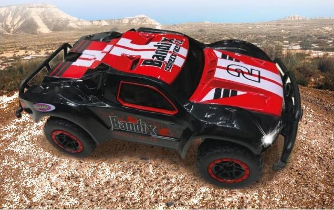 Jucarie masina cu radiocomanda Jamara Bandix Rednexx 2.0 4WD