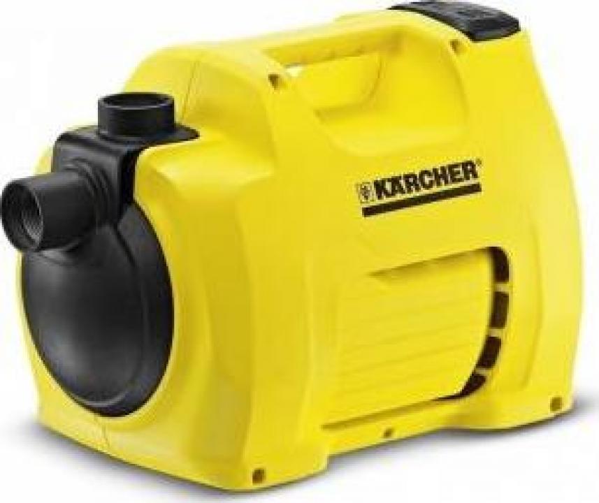 Pompa de gradina Karcher BP 2 Garden, 700 W, 3000 l h, 4 Bar