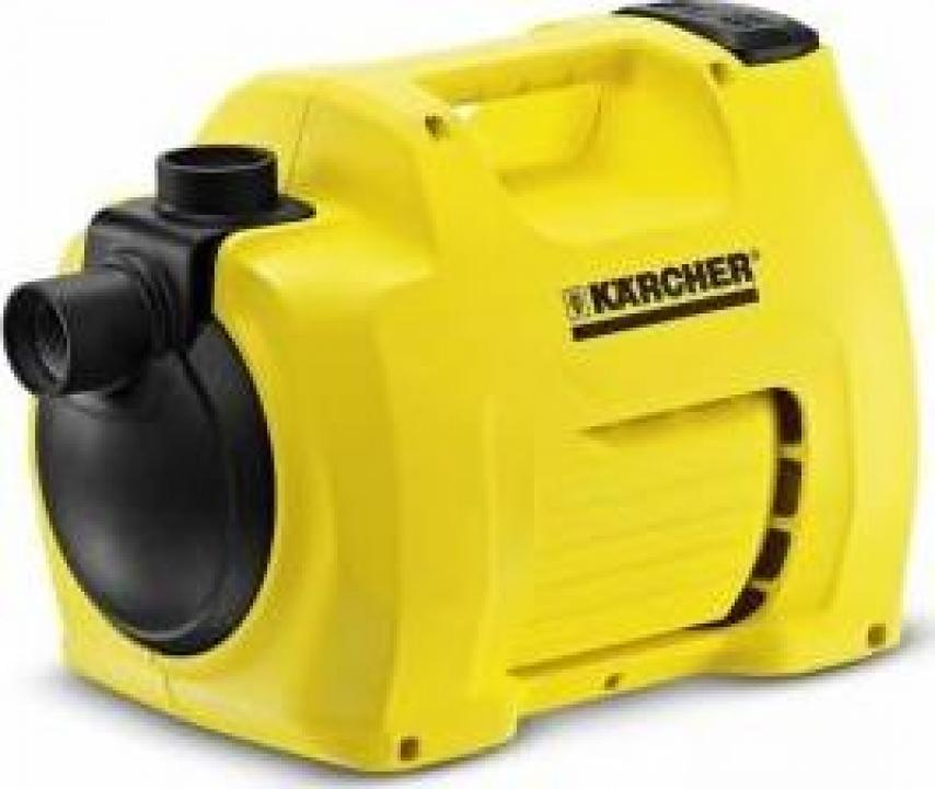 Pompa de gradina Karcher BP 3 Garden, 800 W, 3500 l h, 4 Bar