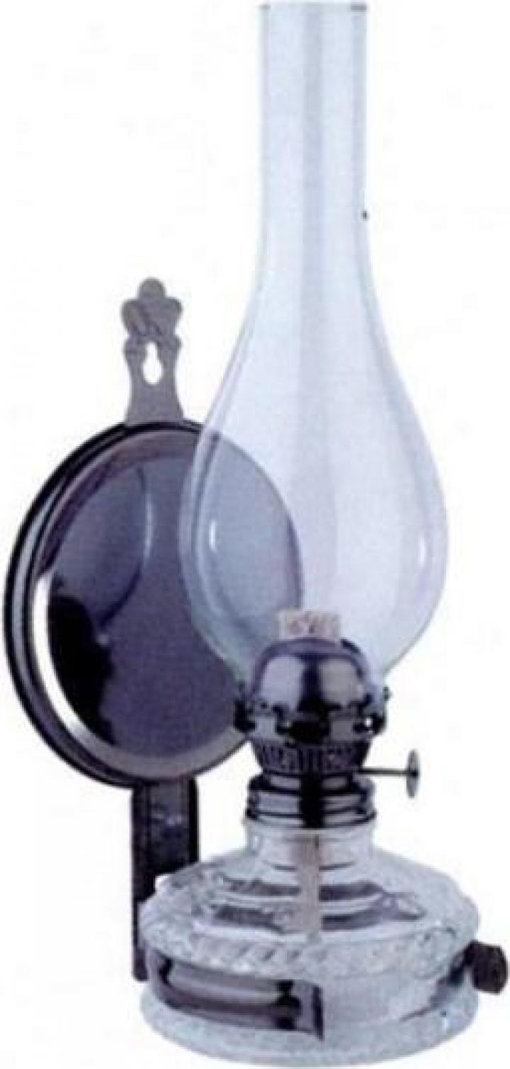 Lampa cu oglinda cu gaz, Strend Pro NiceHome 348 mm