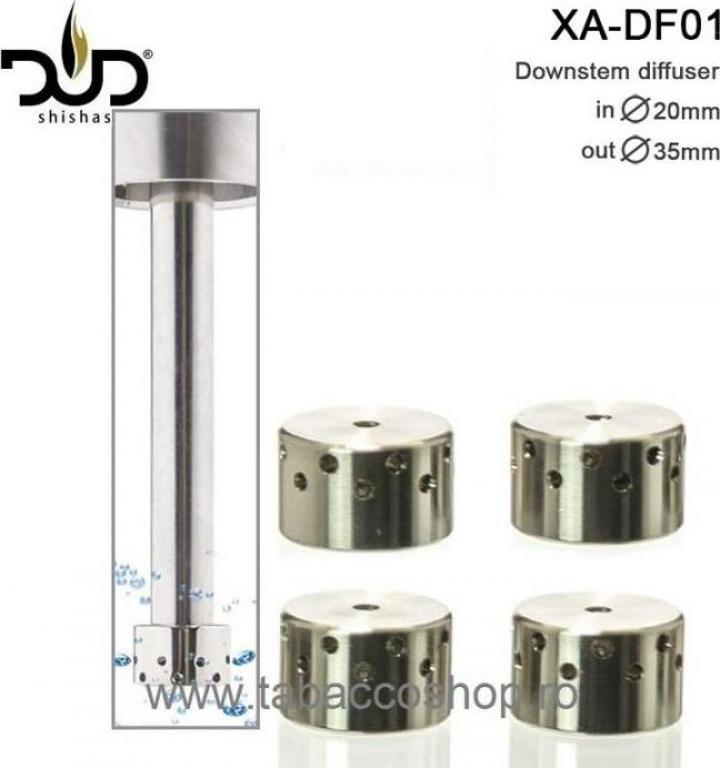 Inel difuzor de aer pentru teava de narghilea 20 mm