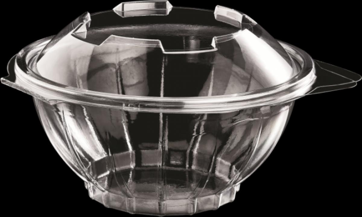 Caserola Diamond pentru salata 1000ml, 100 buc/set