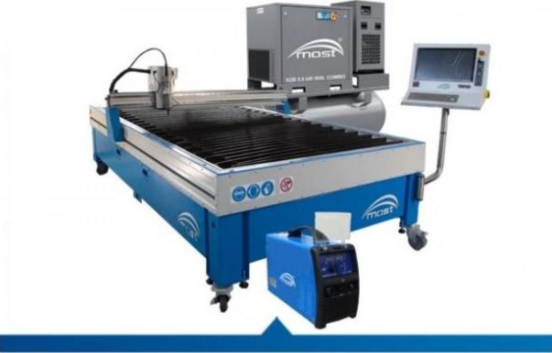 CNC plasma 6020, sursa Hypertherm