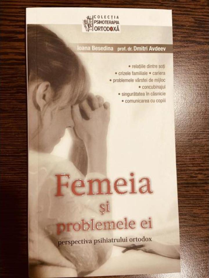 Carte, Femeia si problemele ei Dr. Dimitri Avdeev