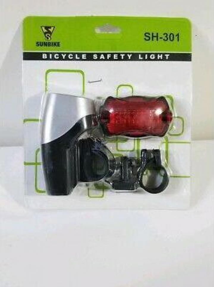 Far si stop bicicleta Bronco (5 Leduri)