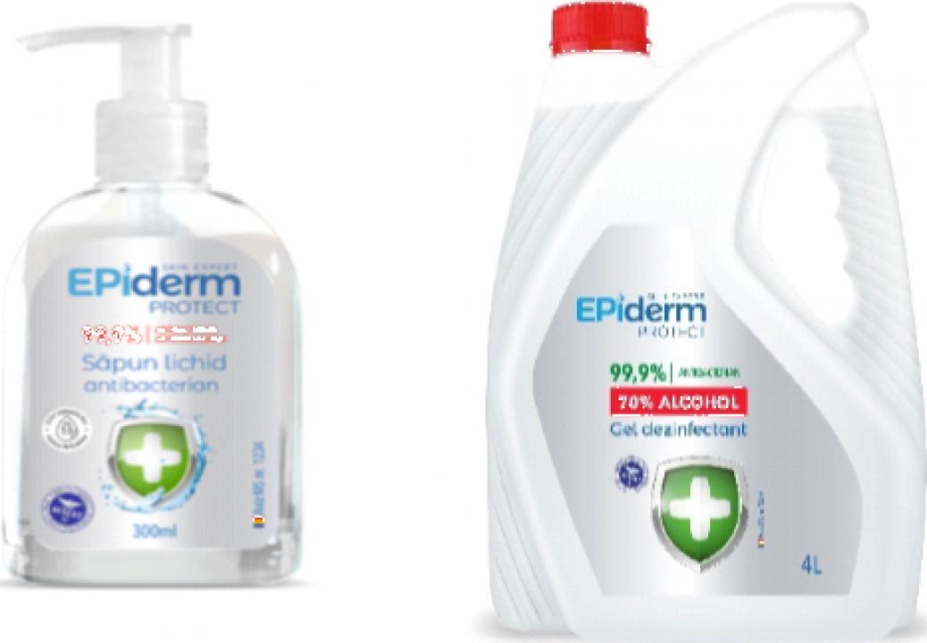 Sapun dezinfectant EPIderm