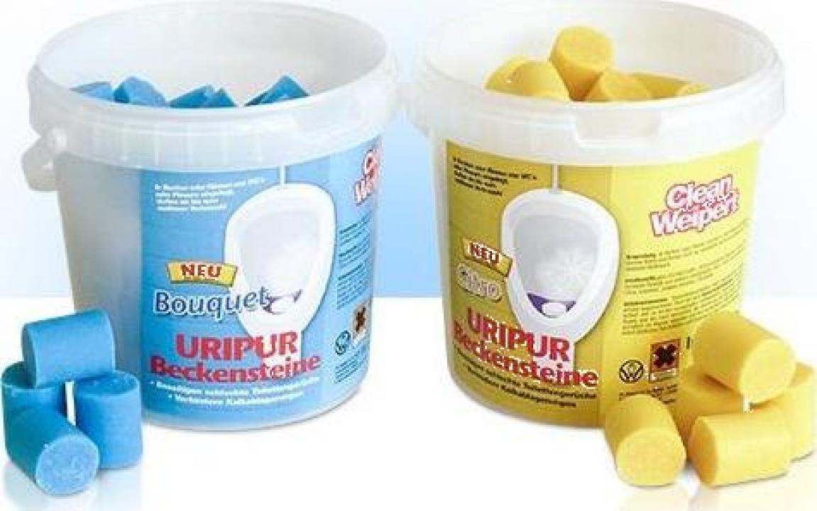 Pastile pisoar 1 kg Citro/ Bouqet