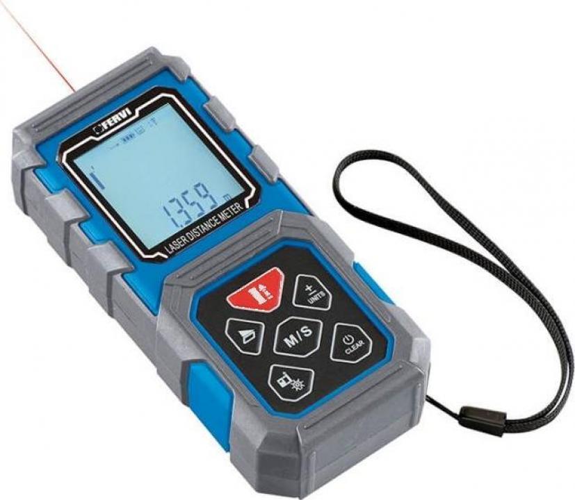 Tester digital cu laser pentru masurarea distantei ML80A