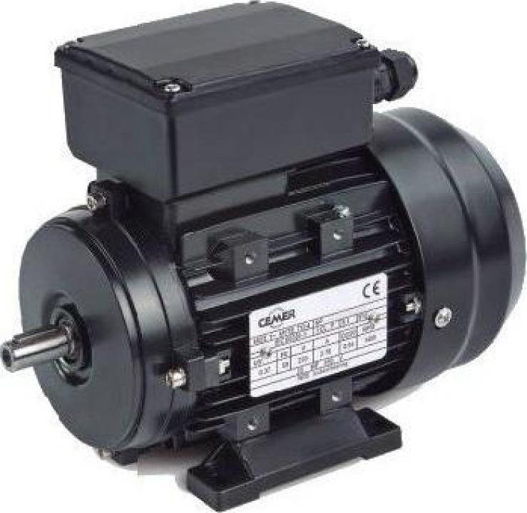 Motor electric asincron monofazat 2,2 kW, 3000 rpm, 2ML90 L