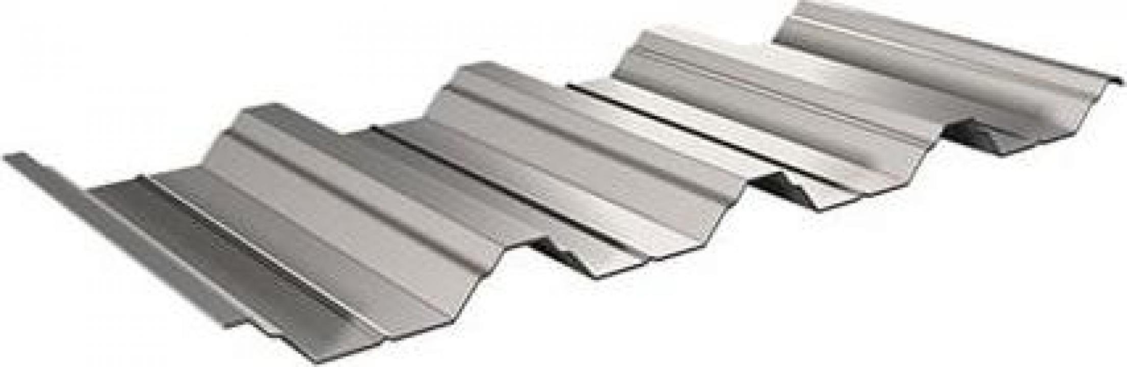 Tabla cutata T50 aluzinc grosime 0.5mm Impro