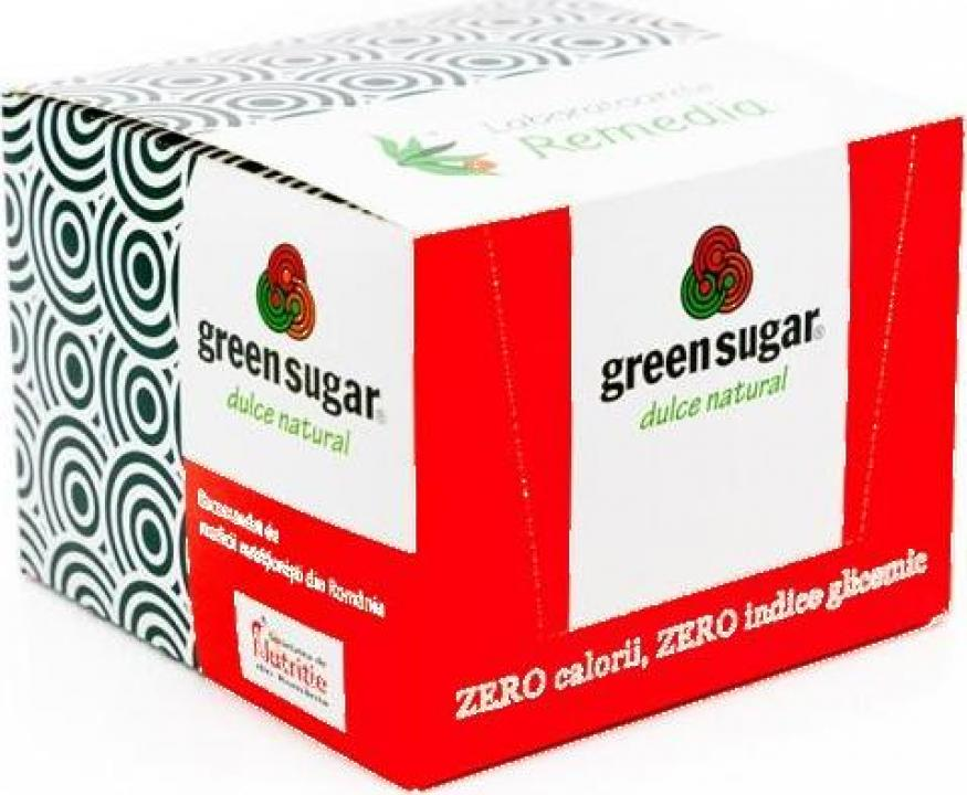 Indulcitor natural Green Sugar - 50 dz