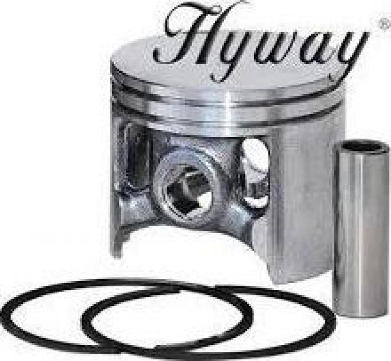 Piston complet drujba Husqvarna 395 Hyway