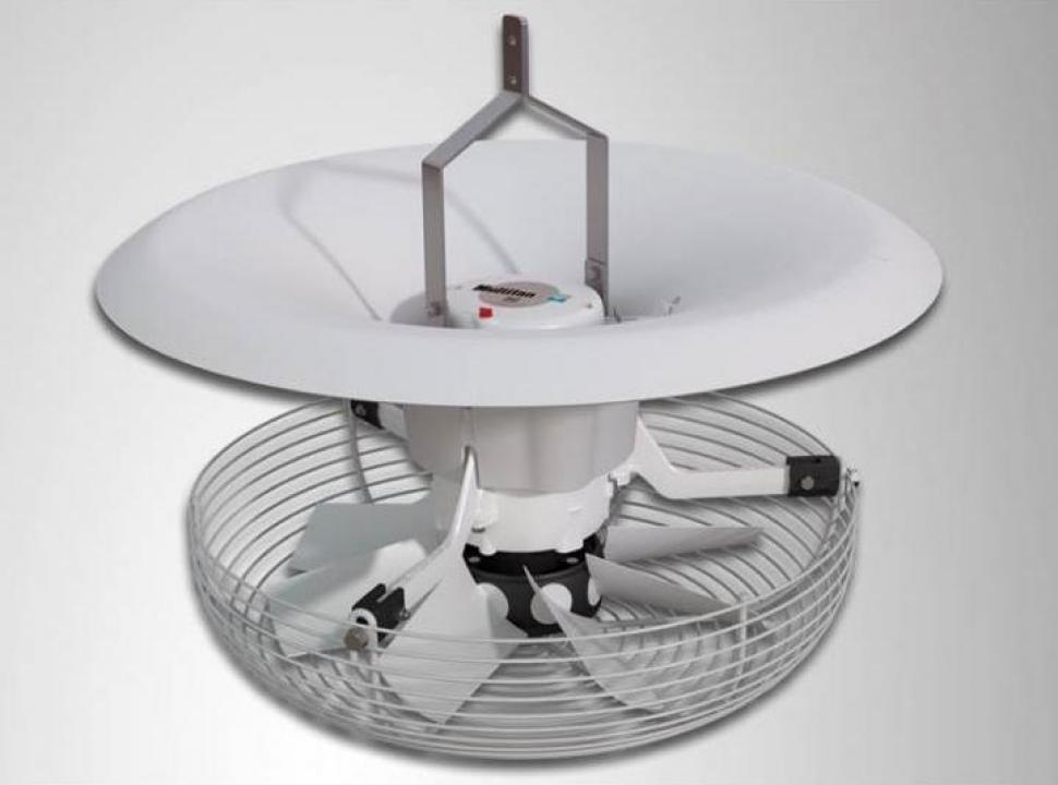 Ventilator de amestec pentru Canabis medicinal