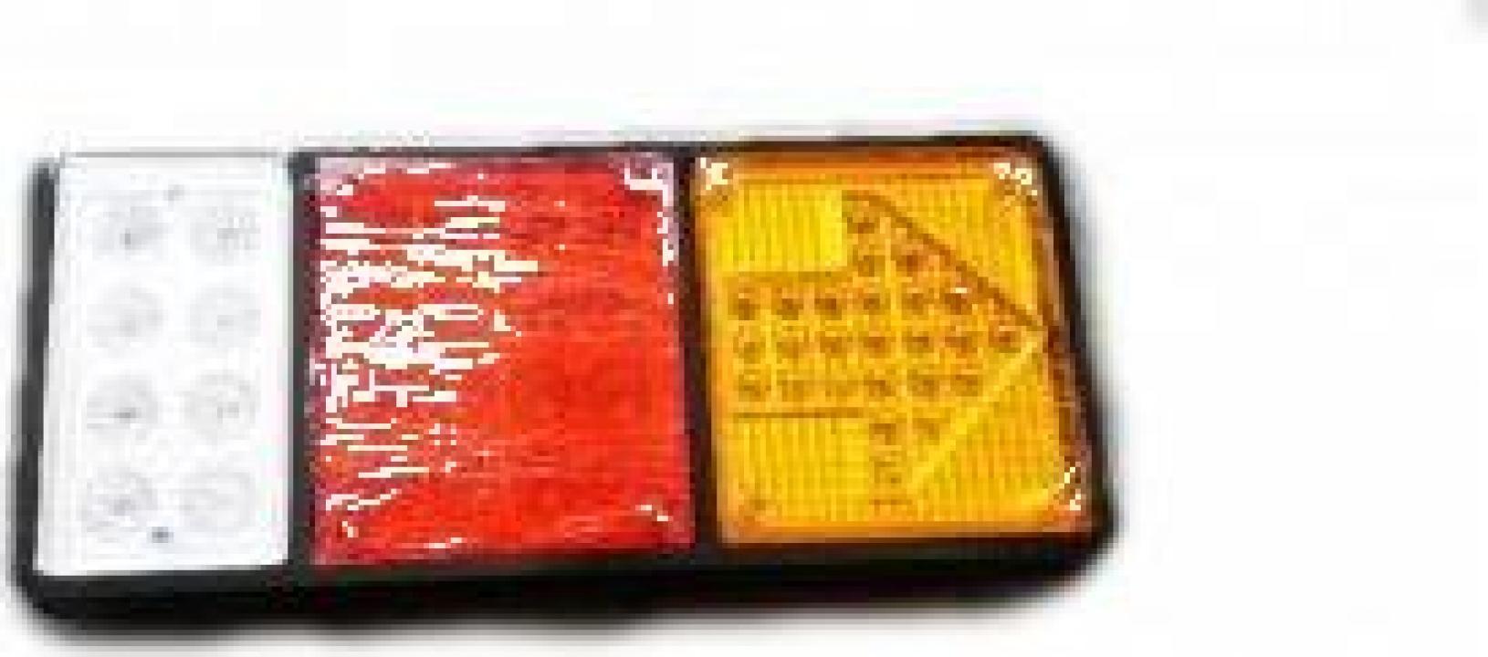 Lampa spate L discb13