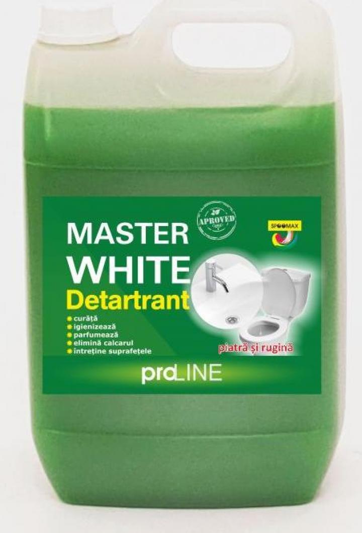 Gel wc Master White