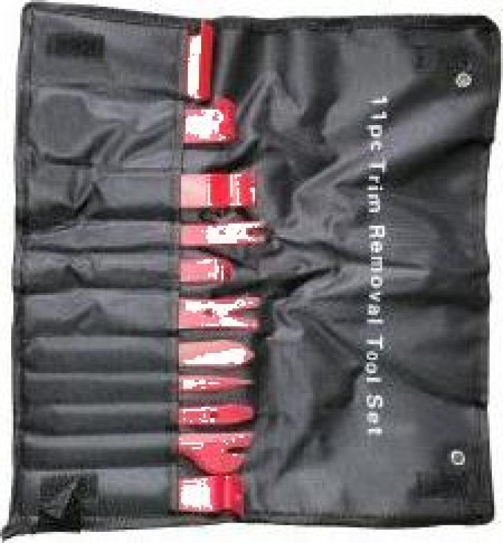 Trusa scule pentru demontat clipsuri 11pcs