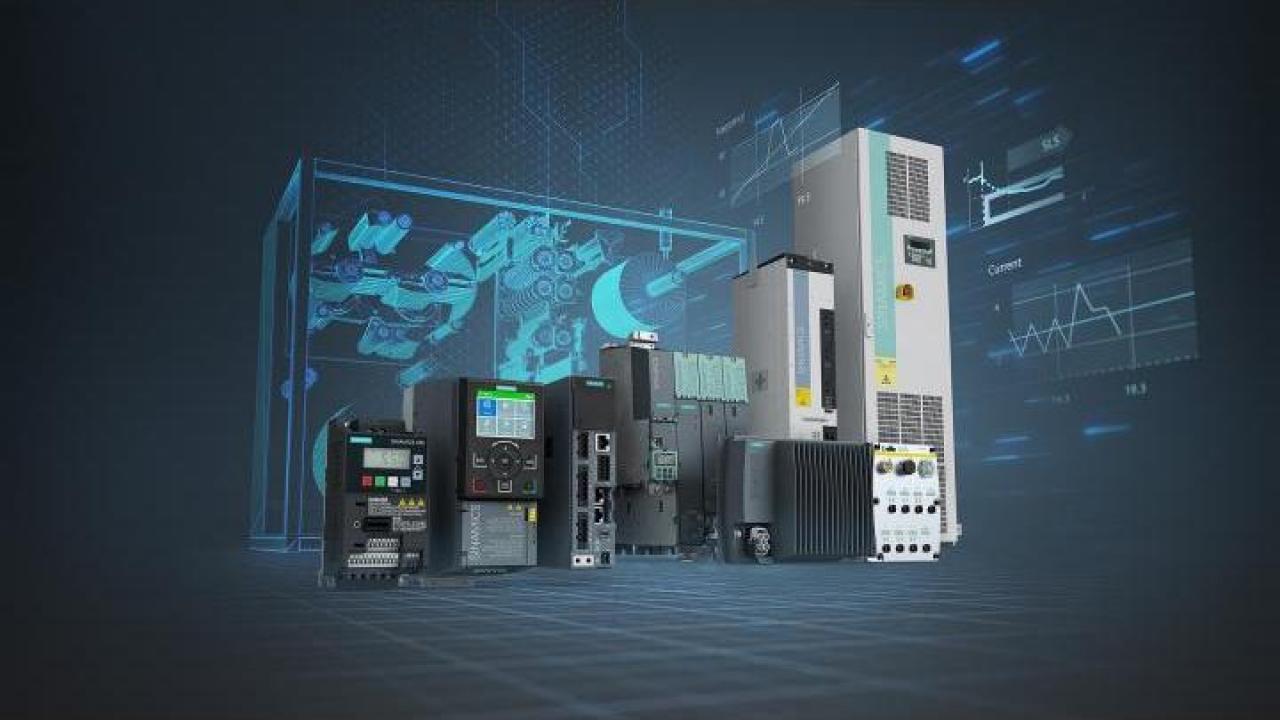 Drive-uri Siemens