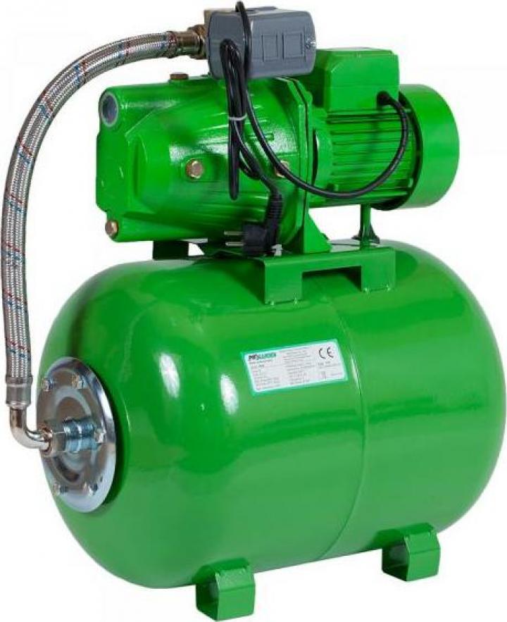 Hidrofor ProGarden Aujet100L/50L, 750W, 50L/min, 50 litri