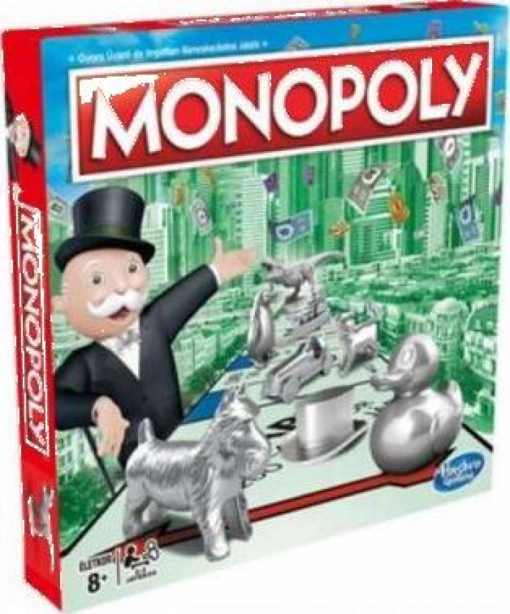 Joc Monopoly Hasbro