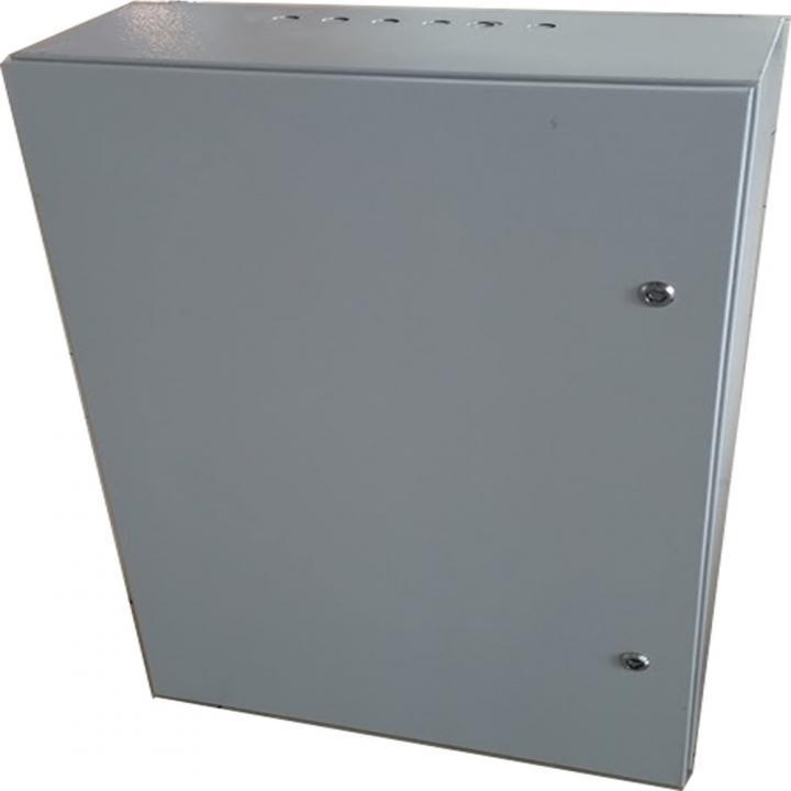 Panou electric metalic D:60x100x20 cm, culoare gri, IP54