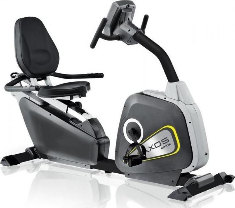 Bicicleta recumbent ergometrica Kettler Avior R